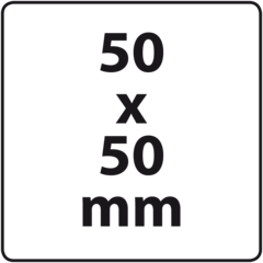 50 x 50 mm