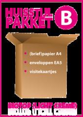 Huisstijl Pakket B Biotop (licht creme)