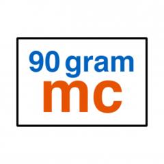 90 grams MC