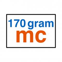 170 grams MC