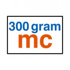 300 grams MC
