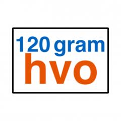 120 grams HVO
