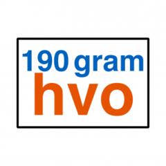 190 grams HVO