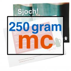 250 grams MC