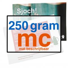 250 grams HVO (mat, beschrijfbaar)