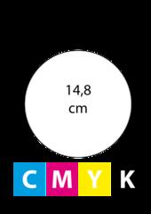 Rond 14,8 cm