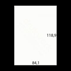 A0 (84,1x118,9 cm) PER STUK