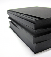 Blanco A6 (10,5x14,8cm) Zwarte Kaarten