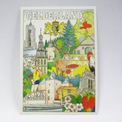 Ansichtkaarten - Gelderland