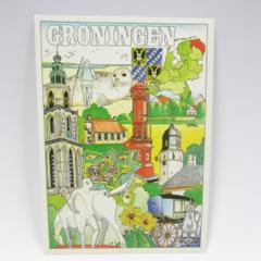 Ansichtkaarten - Groningen
