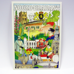 Ansichtkaarten - Noord Brabant