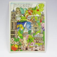 Ansichtkaarten - Utrecht
