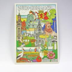 Ansichtkaarten - Zuid Holland