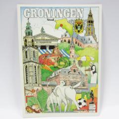 Ansichtkaarten - Groningen (stad)