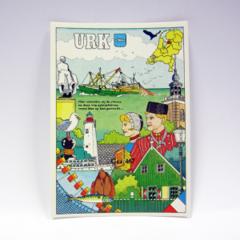 Ansichtkaarten - Urk