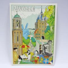 Ansichtkaarten - Zwolle